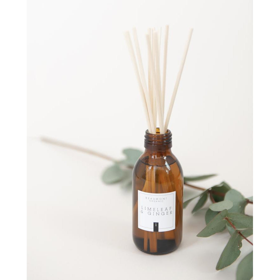 Diffusor - limeleaf and ginger