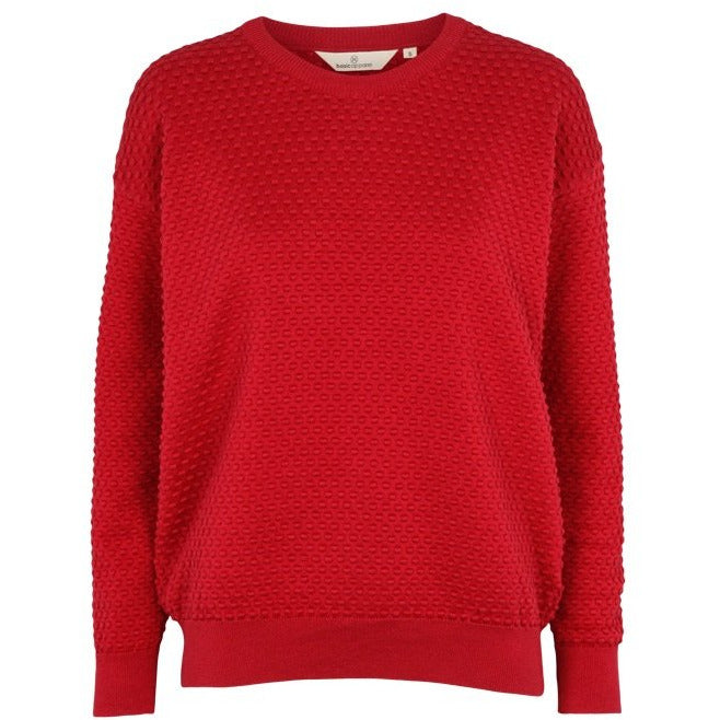 Pullover Vicca - earth red