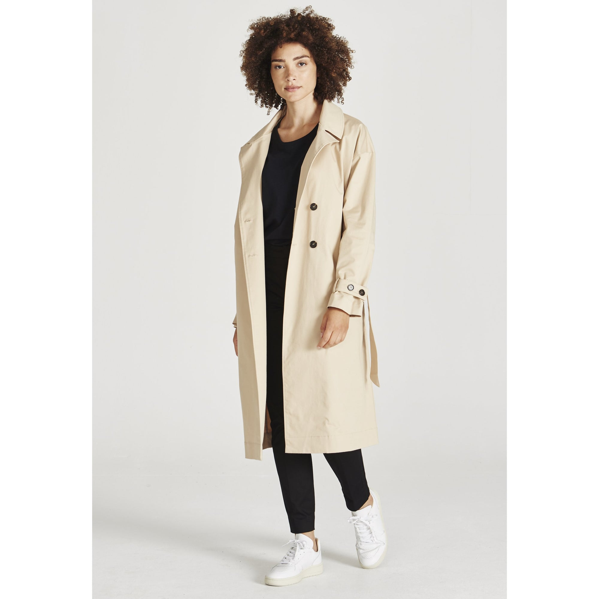 Trench Coat Rachel - beige