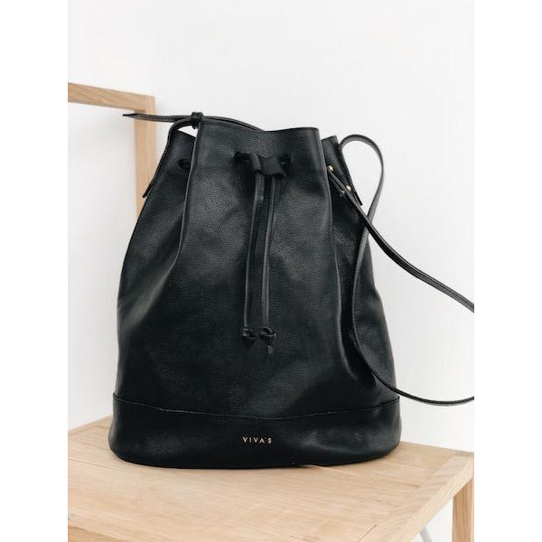 bucket bag schwarz