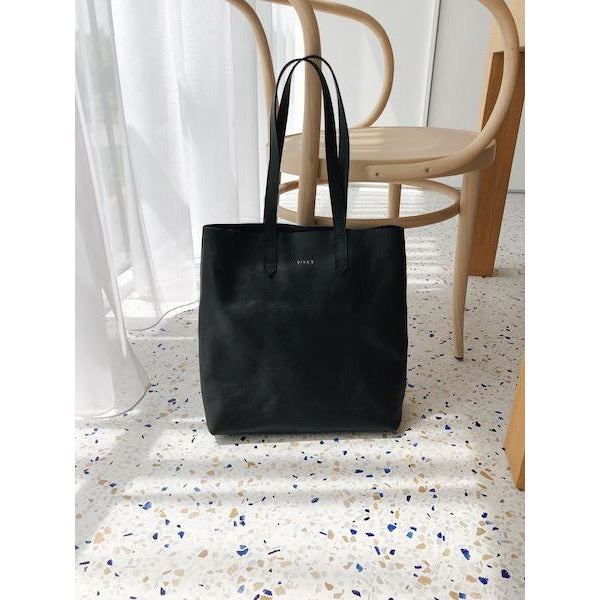 tote bag in schwarz