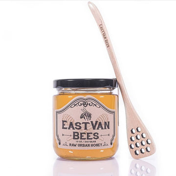 Raw Urban Honey