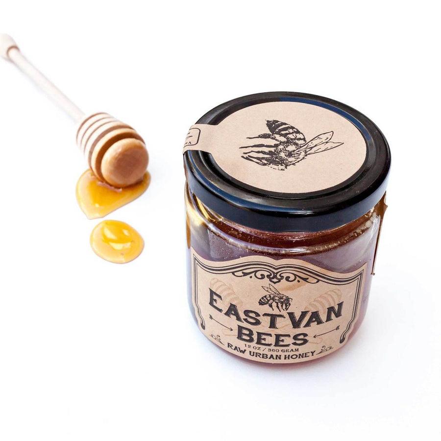 Raw Urban Honey - Tandt Florals & Home Goods
