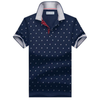 PACIFIC ANCHOR SHORT SLEEVE POLO