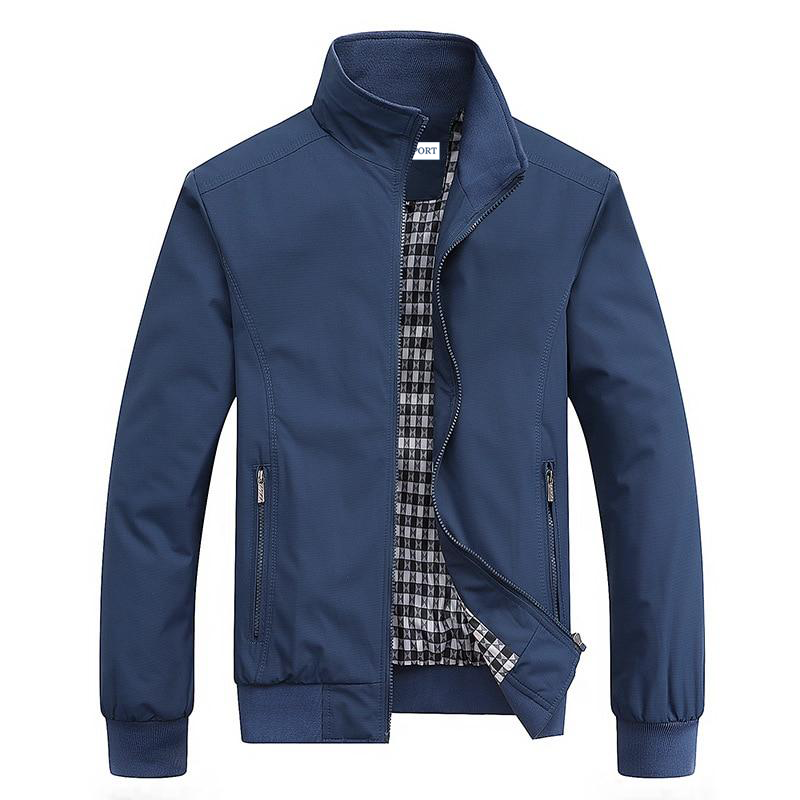 EASTWIND SAILORS COTTON BOMBER JACKET