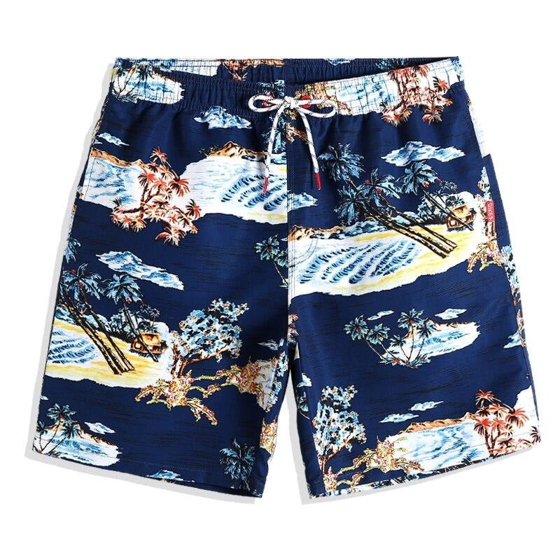 SAILORS SECRET ISLAND SWIM TRUNKS