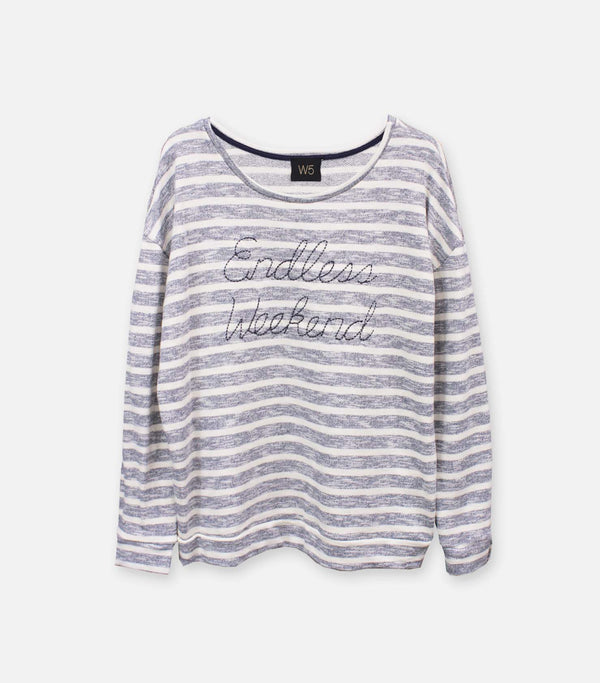 Endless Weekend Pullover