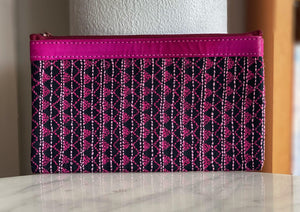 Kantha Embroidered Purse