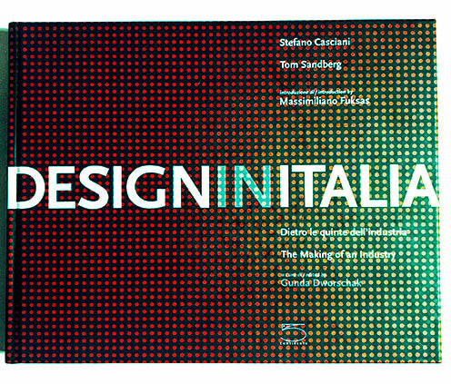 Design in Italia by Stefano Casciani