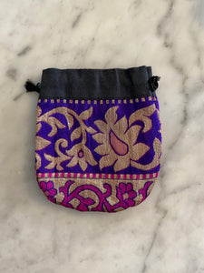 Small Drawstring Purse