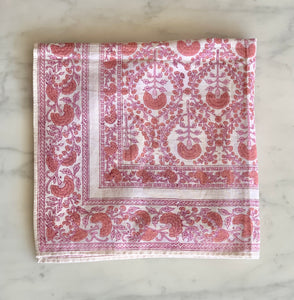 Block Printed Cotton Swadling Cloth