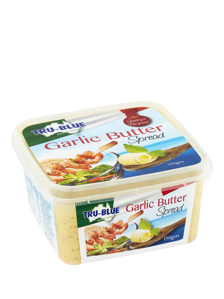 TRU BLUE GARLIC SOFT BUTTER 150GM