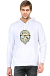 Hipster Lion Hoodie
