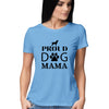 Proud Dog Mama T-shirt