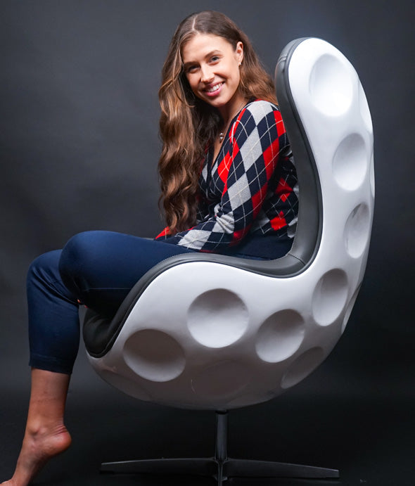 Personalised Dimple Chair (only available in UK & Europe)