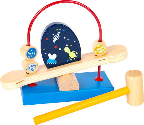 'Space' Hammering Game