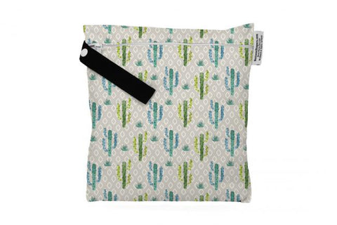 Buttons Diapers Wet Bag - Small