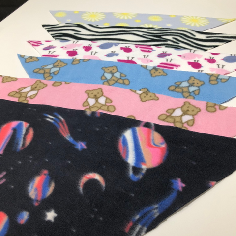 Triangle Fleece Liners for Terries & Flats
