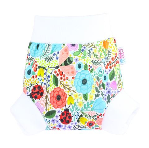 Petit Lulu PUL Pull Up Cover - Small (4-7kg)