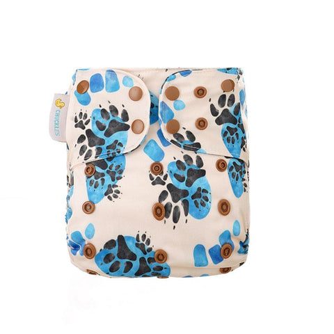 Chuckles Prima Ai2/Pocket Nappy - Large