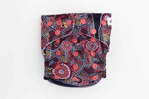 CrackaDaks LARGE Ai2/Pocket Nappy