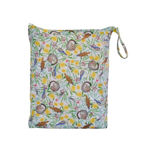 Seedling Baby Beach Bag Wet Bag