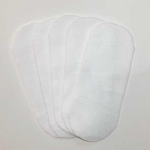 Reusable Fleece Liners
