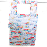Baby Bare Double Wet Bags (PUL & Minky)