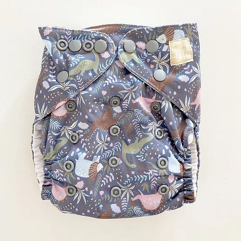 A Little Yay Onesize Pocket Nappy