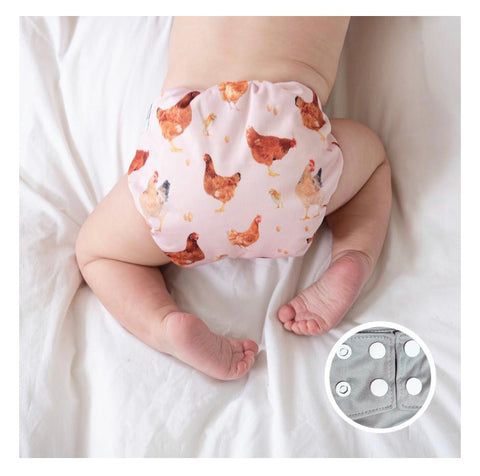 La Petite Ourse AIO (All in One) Nappy