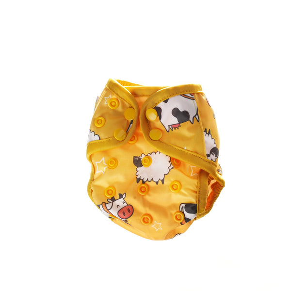 Chuckles Newborn Wrap