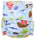 Anavy Fitted Onesize Nappy