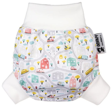 Anavy Pull Up Nappy Cover - Large (10-14kg)