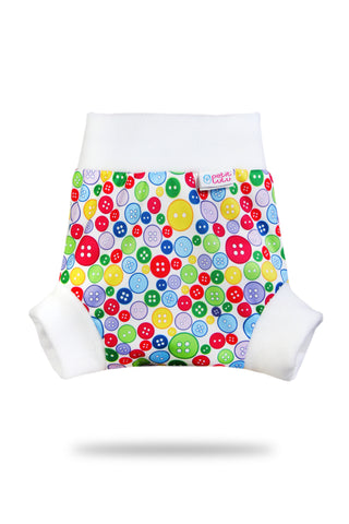 Petit Lulu PUL Pull Up Cover - Medium (6-10kg)