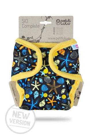 Petit Lulu SIO (Snap in One) Complete Nappy