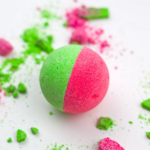 Soul & Soap Bath Bomb - Juicy Watermelon