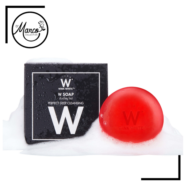 W Soap - Deep Cleansing Bar