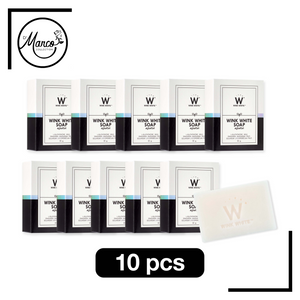 Wink White Soap, 10 bars