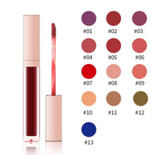 Load image into Gallery viewer, 13 Color Rose Gold Lip Gloss
