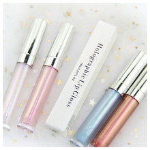 Load image into Gallery viewer, 4 Colors Holographic Lip Glosses