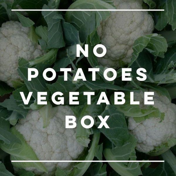 No Potatoes Vegetable Box