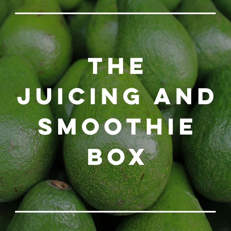 The Juicing And Smoothie Box