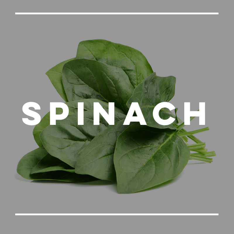 Spinach - local