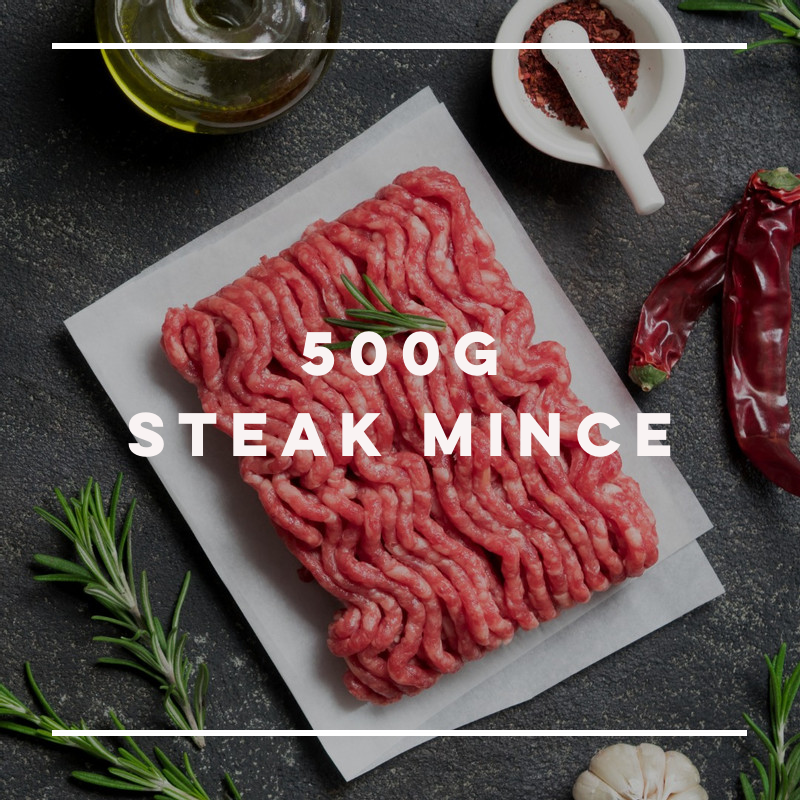 500g Steak Mince