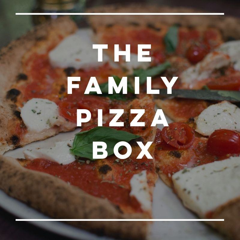 The Family Pizza Box