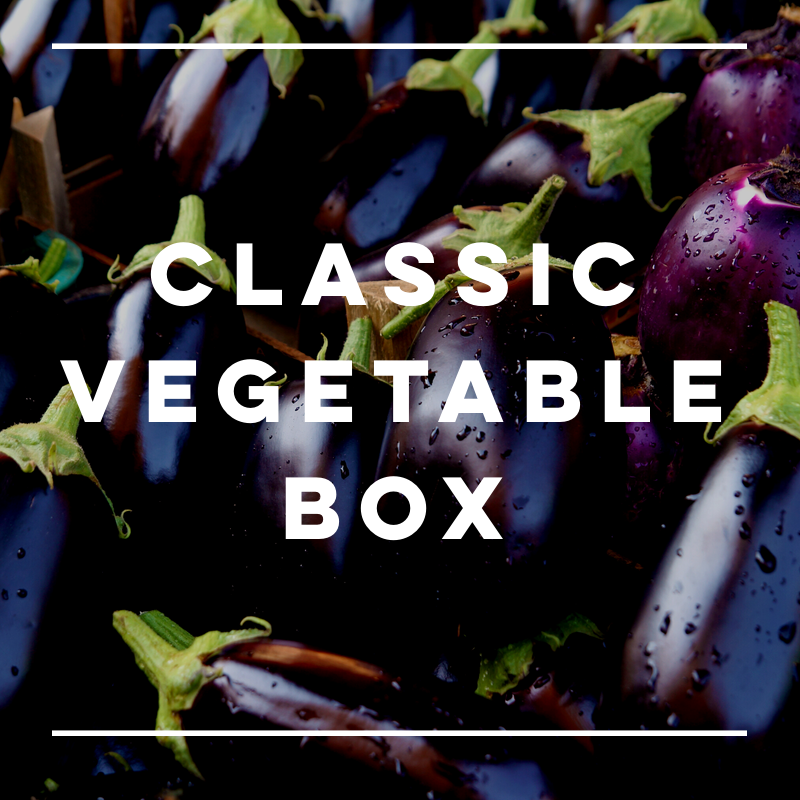 Classic Vegetable Box