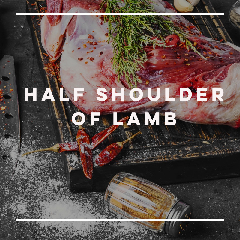 Half Shoulder Of Lamb