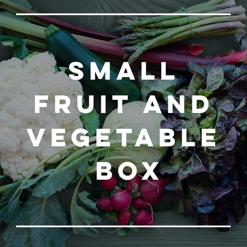 Small Fruit And Vegetable Box