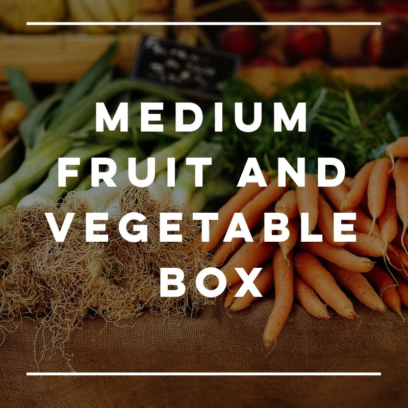 Medium Fruit And Vegetable Box