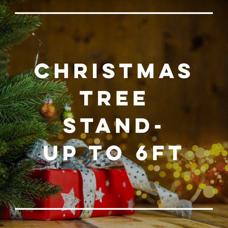 Christmas Tree Stand - Up To 6FT